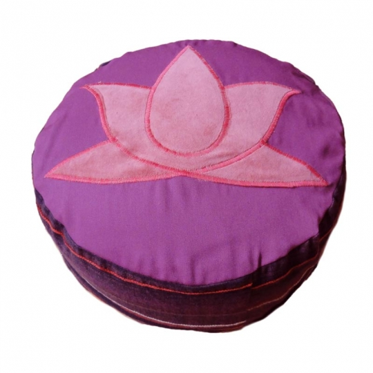 Donkerroze lotus