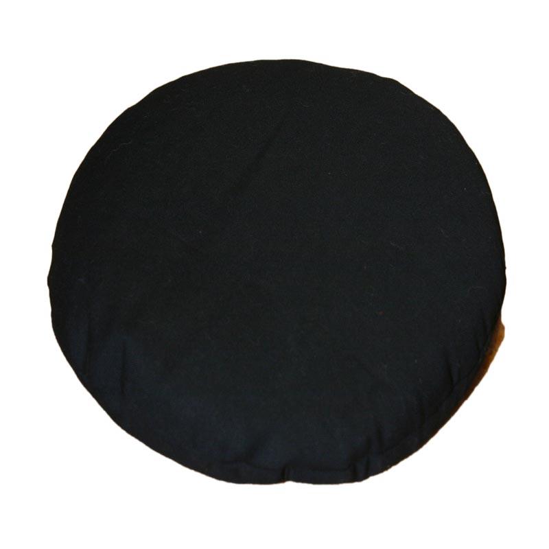 Ophoogkussen, zwart