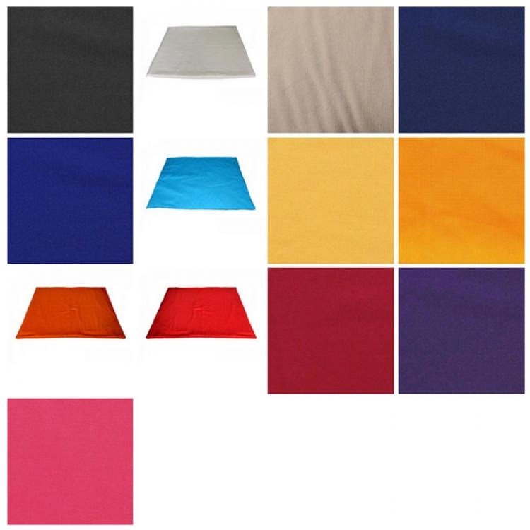 Meditatiemat polyether, alle kleuren