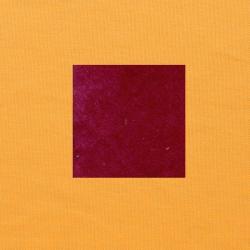 Bordeaux op oranjegeel