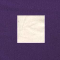 Wit op paars