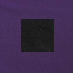 Zwart op paars