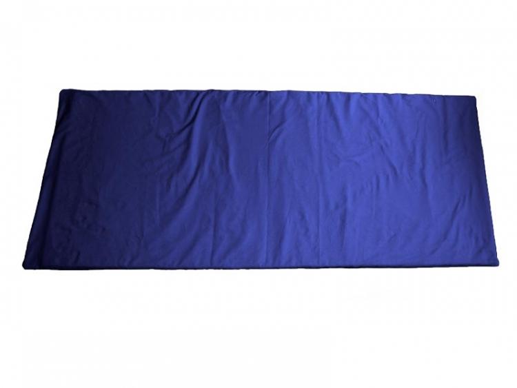 Yogamat, donkerblauw