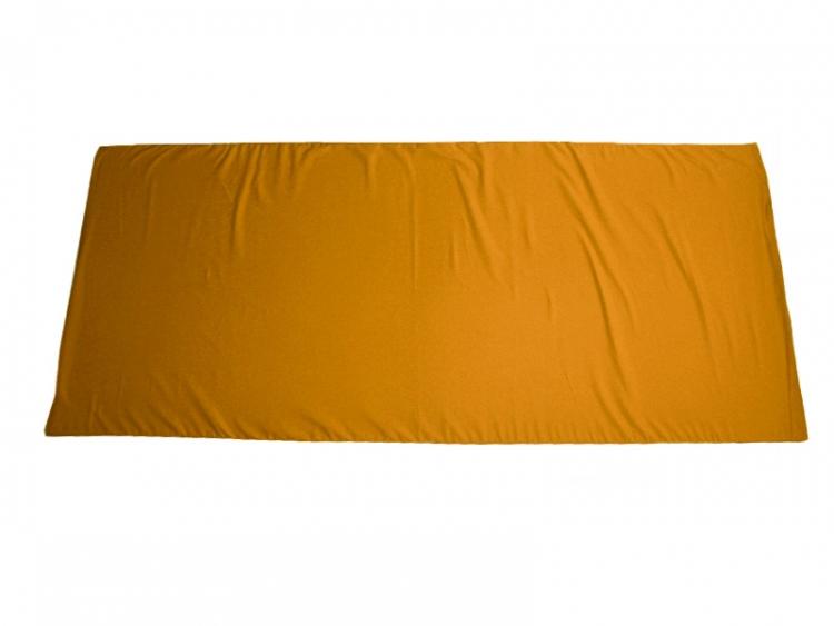 Yogamat, oranjegeel