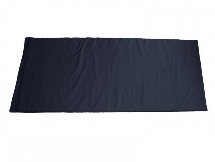 Yogamat, zwart