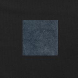 Grijs op zwart